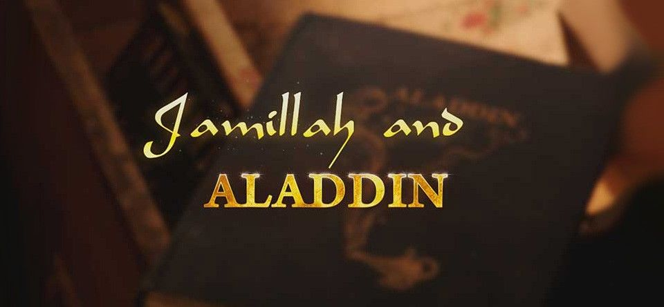 Jamillah and Aladdin