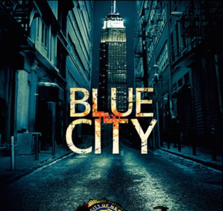 Blue city series