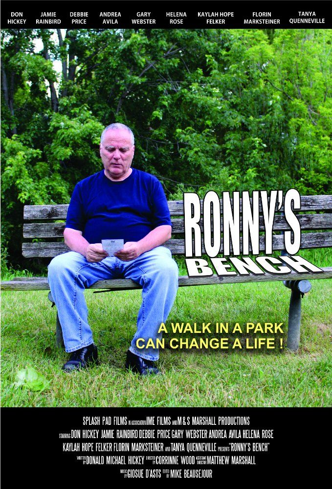 Ronny's Bench