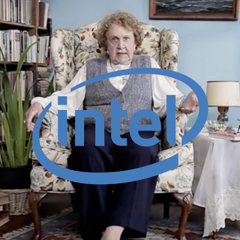 """Intel: """"Fat Laptops"""""""
