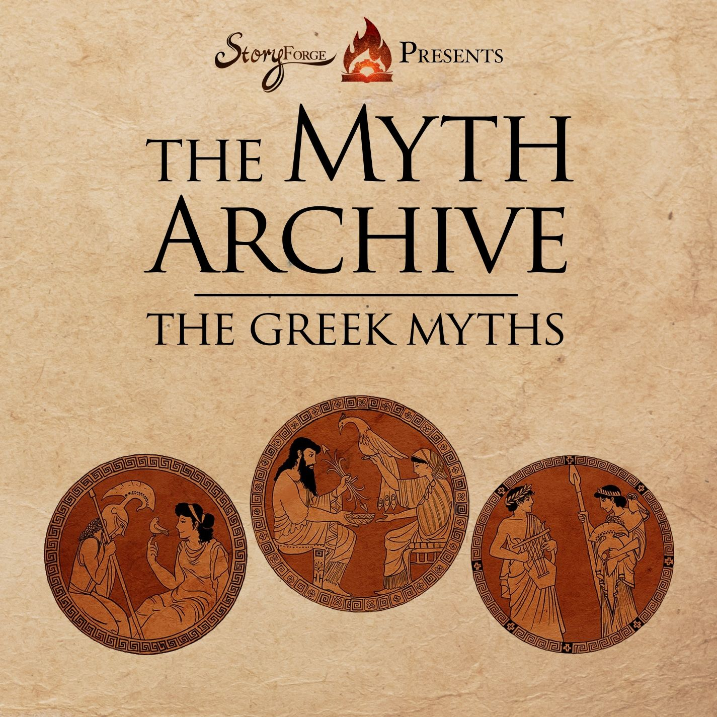 The Myth Archive: The Greek Myths