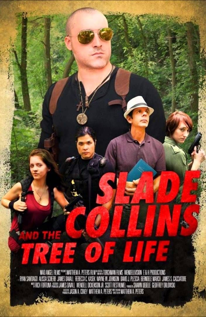 Slade Collins and The Tree of Life
