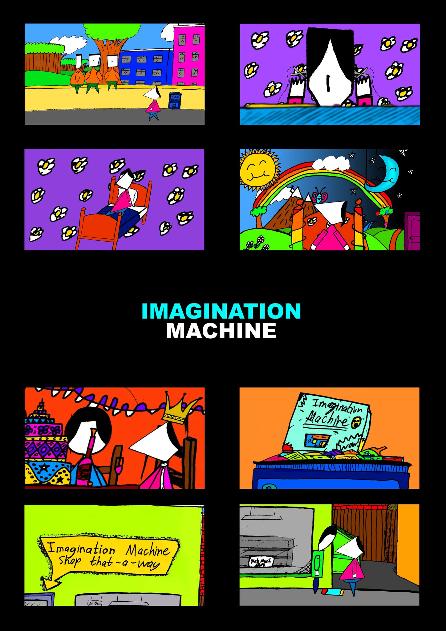 Imagination Machine