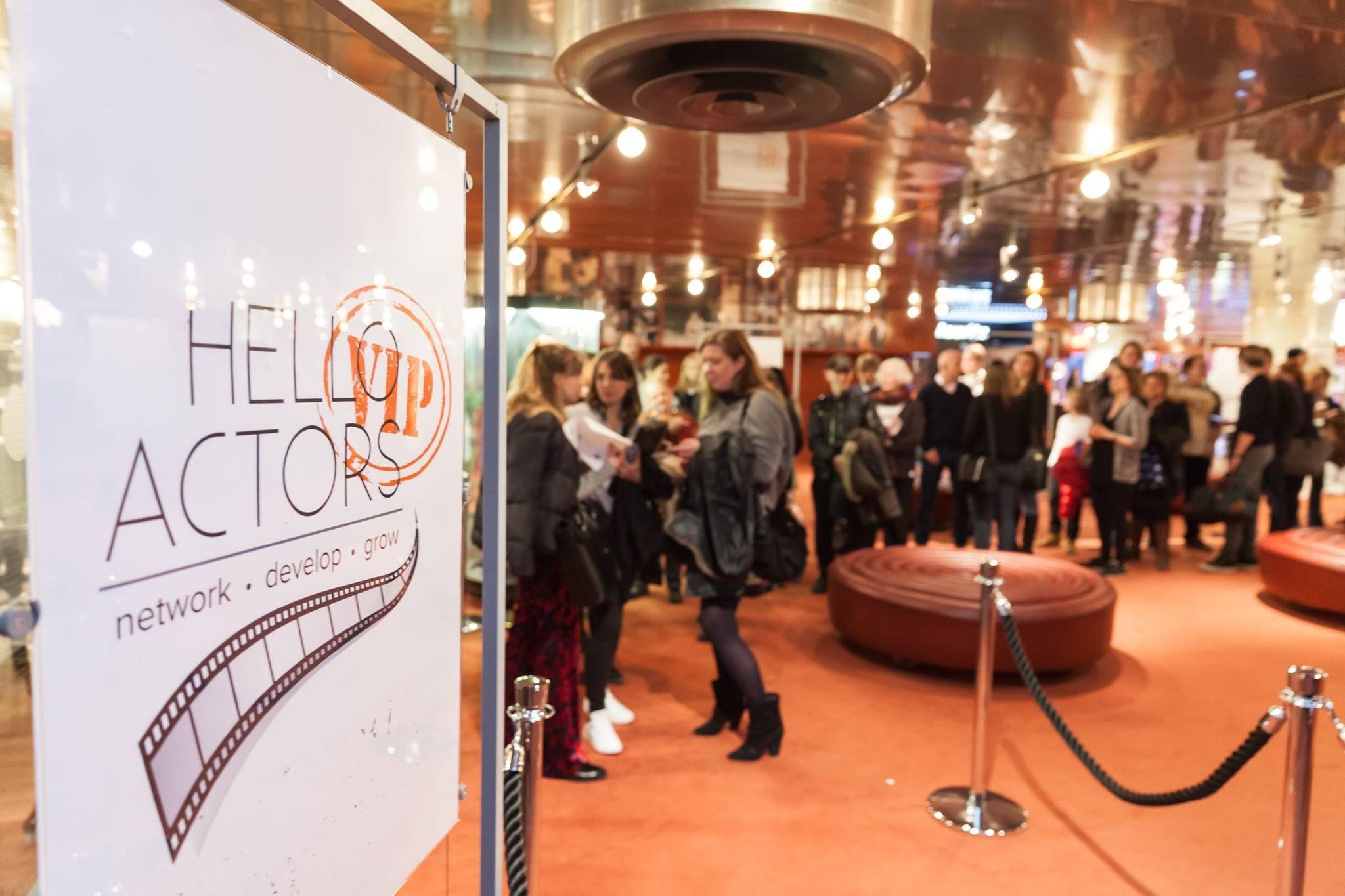 Hello Actors VIP - 5 of Europes biggest casting diretors