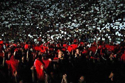 U2 Live from Chorzów, Poland 2005