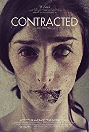 Contracted