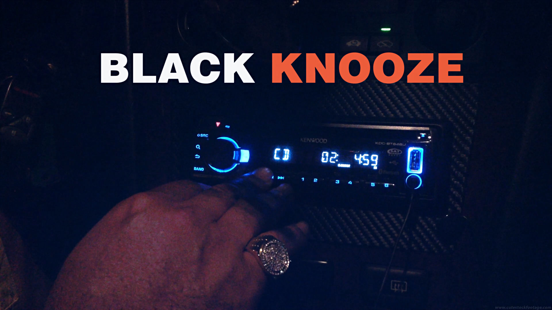 Black Knooze-Black News