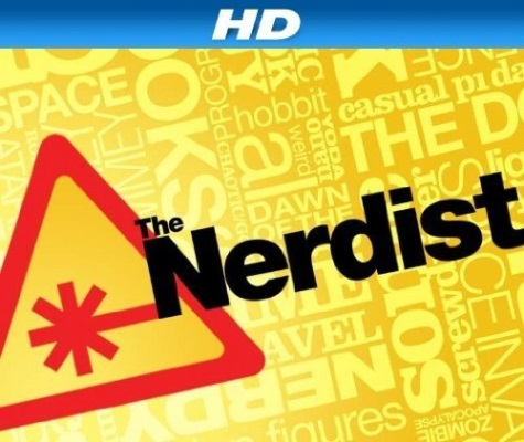 The Nerdist: Comic Con