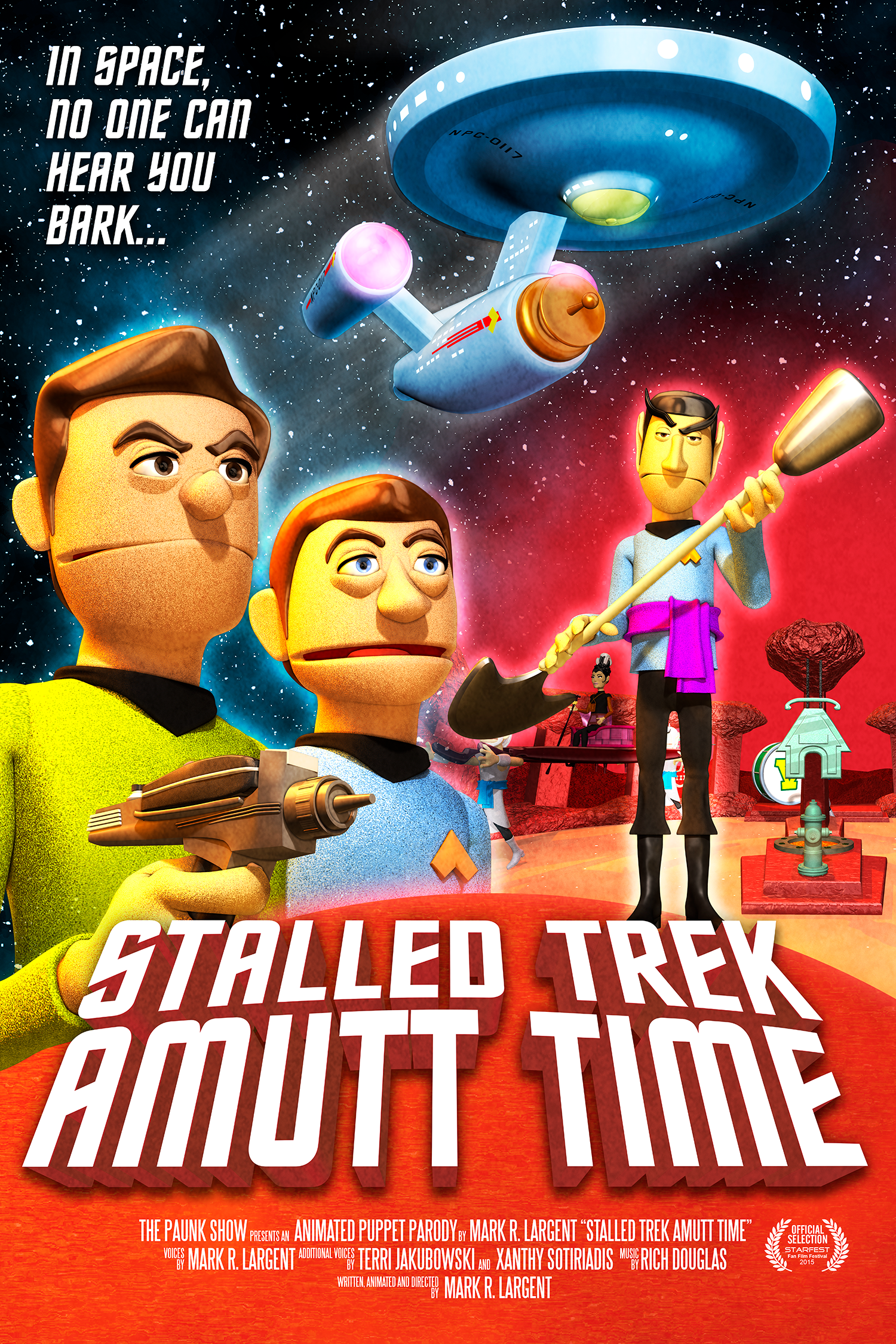 Stalled Trek: Amutt Time