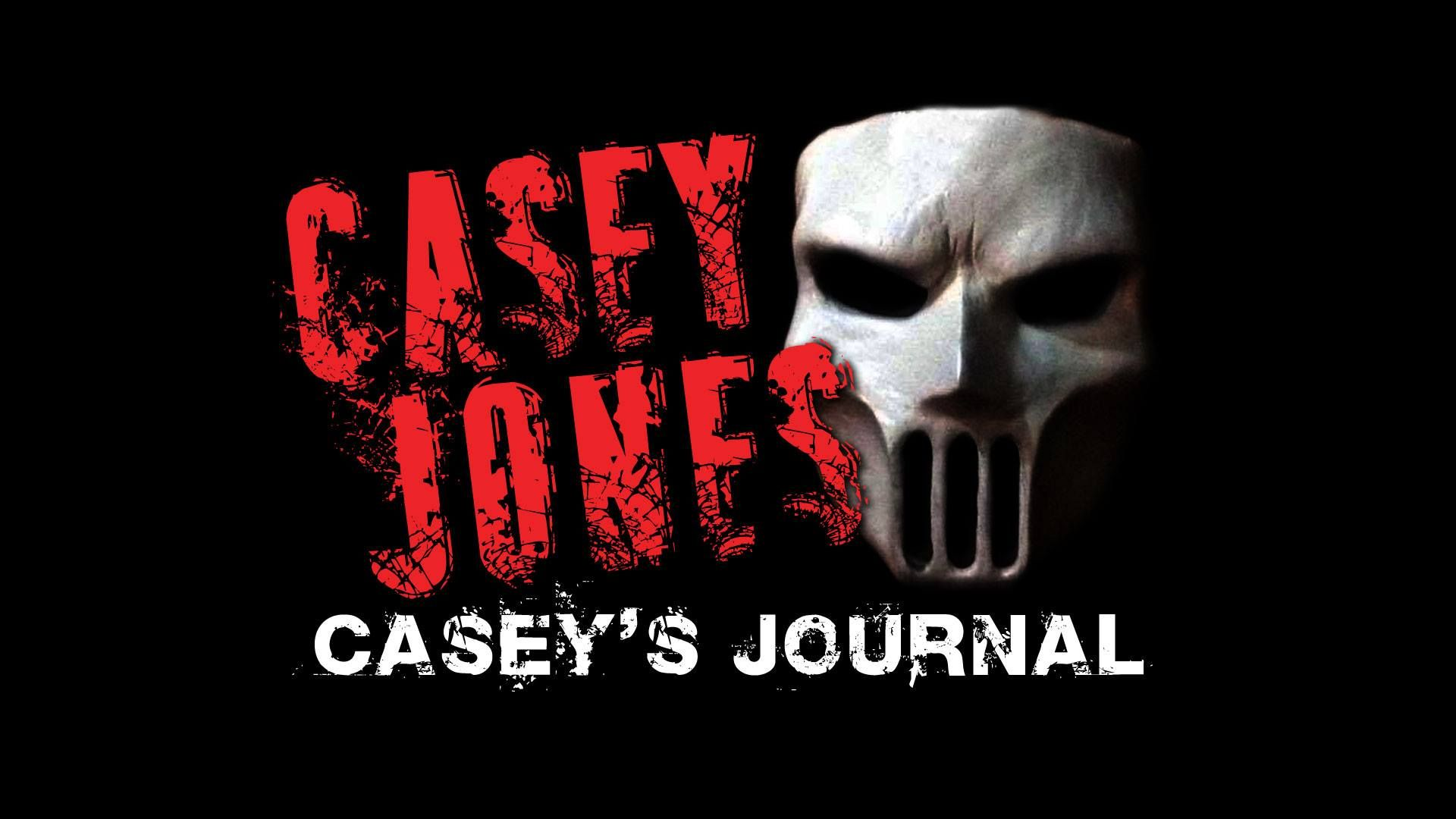 Casey Jones Journal