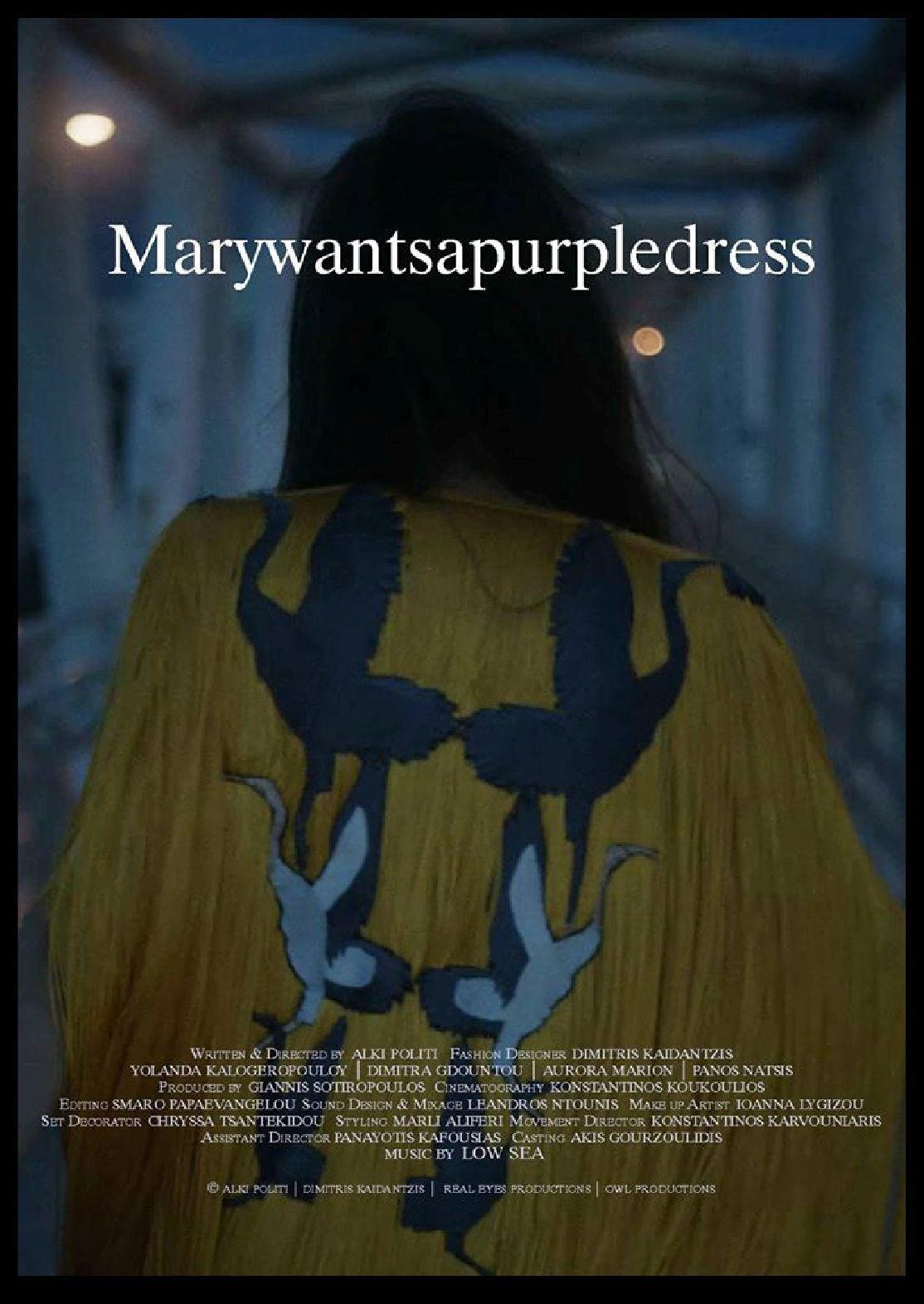Mary Wants a Purple Dress
