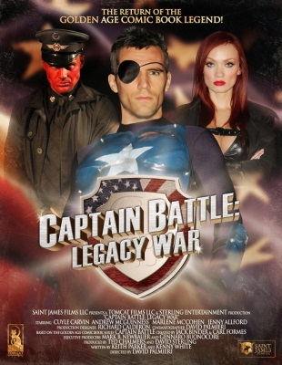 Captain Battle: Legacy War