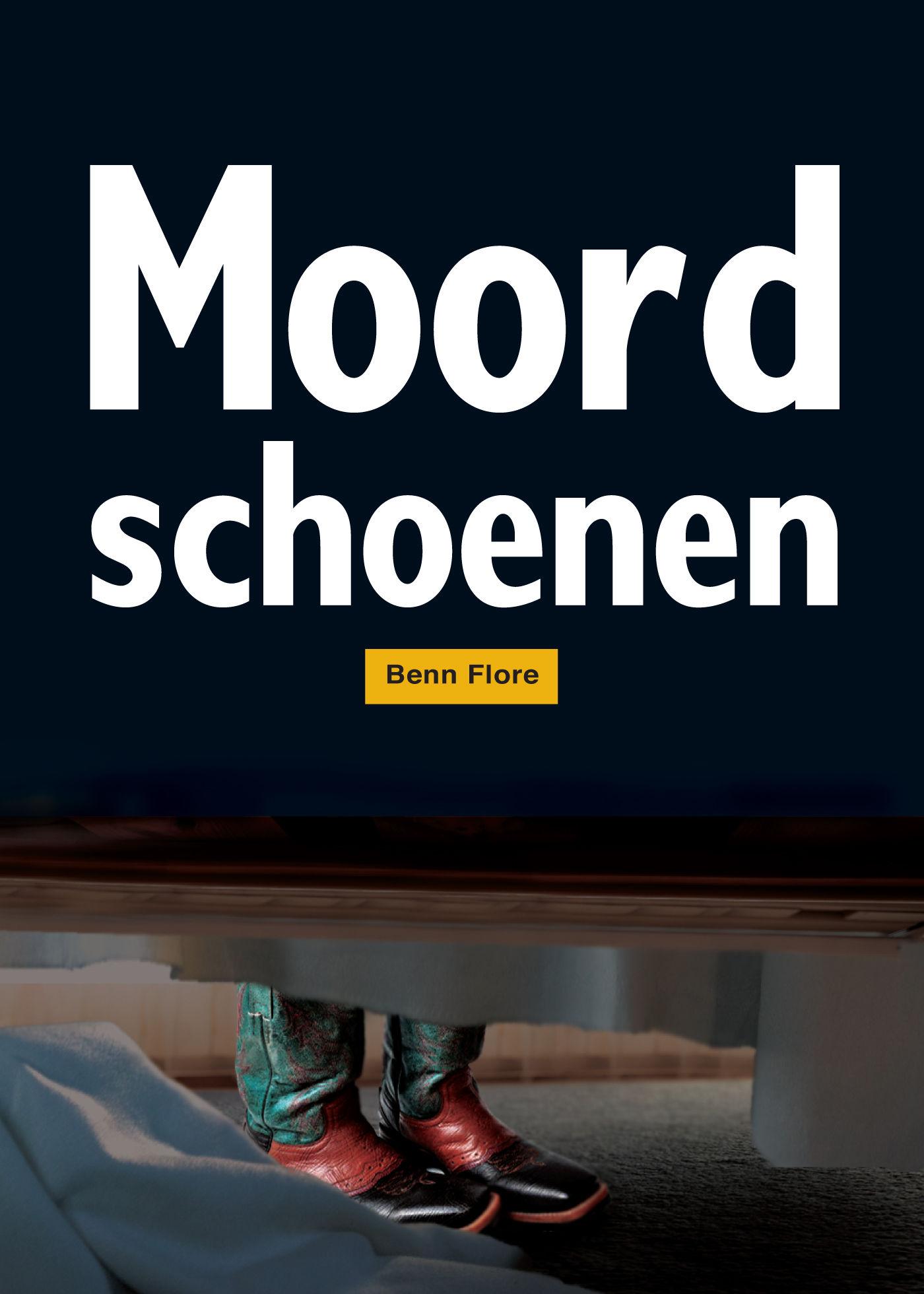Moordschoenen - Killing Shoes (2016)