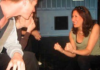 Hello Actors - Acting coach Dee Cannon workshop