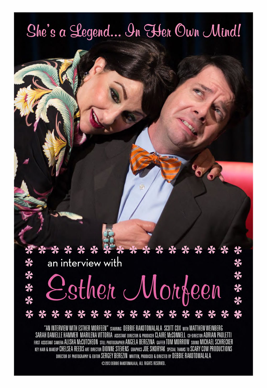 An Interview with Esther Morfeen