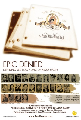 Epic Denied: Depriving the Forty Days of Musa Dagh