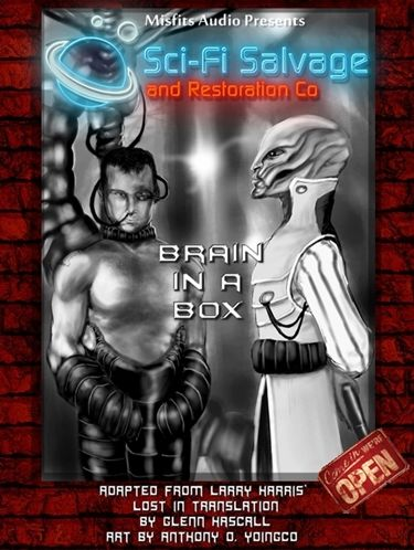 "Sci Fi Salvage & Restoration Co. #3 - ""Brain in a Box"""