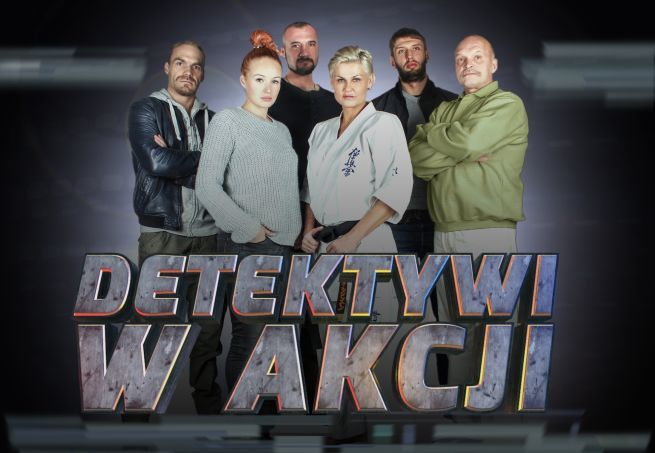 """Detektywi w akcji"" / ""Detectives in Action"""