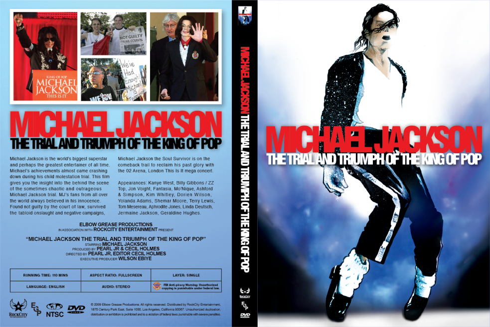 Michael Jackson The Trial and Triumph of the King of Pop