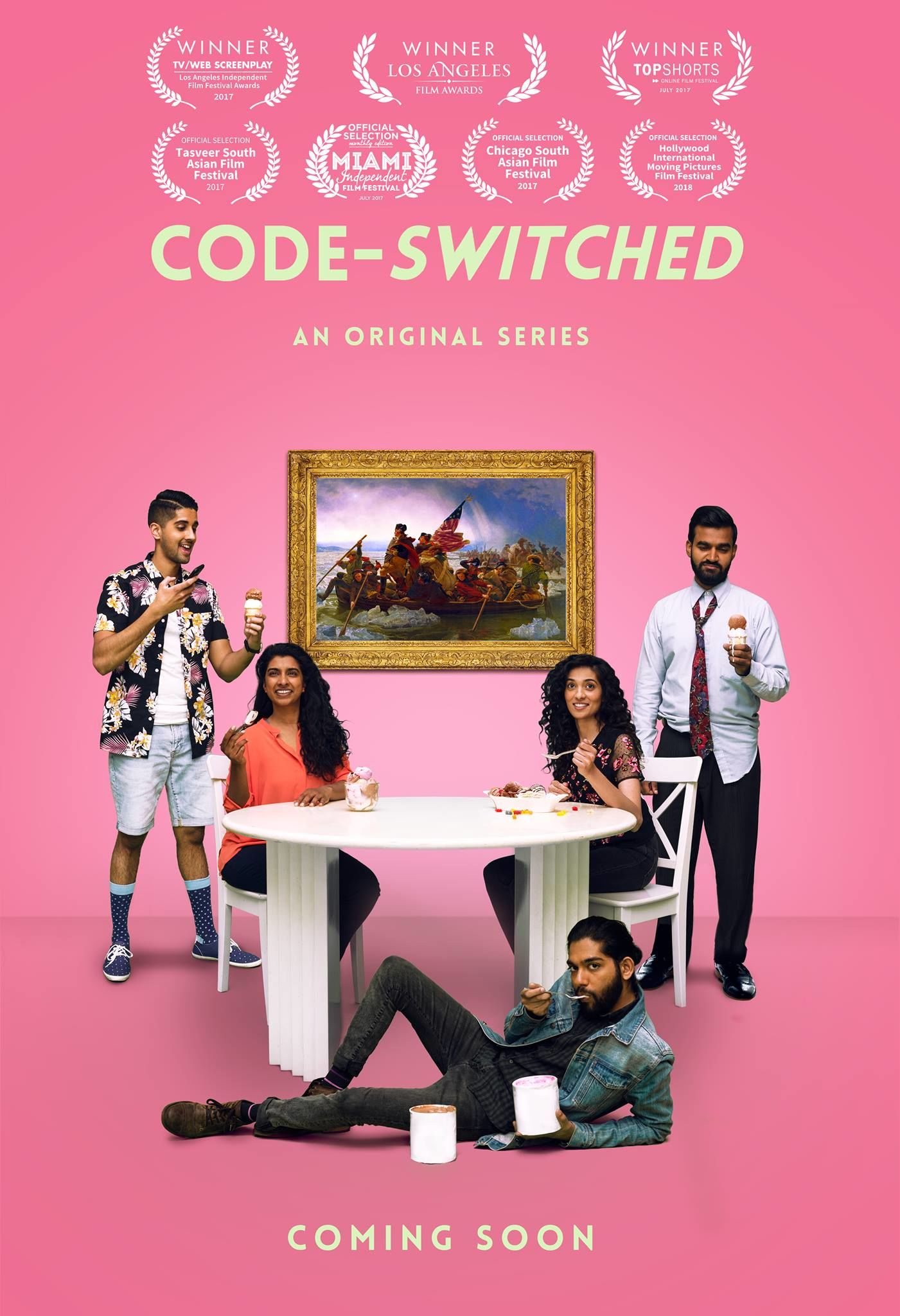 Code-Switched