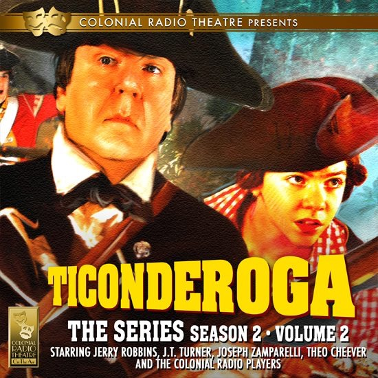 Ticonderoga Season 2 Vol. 2