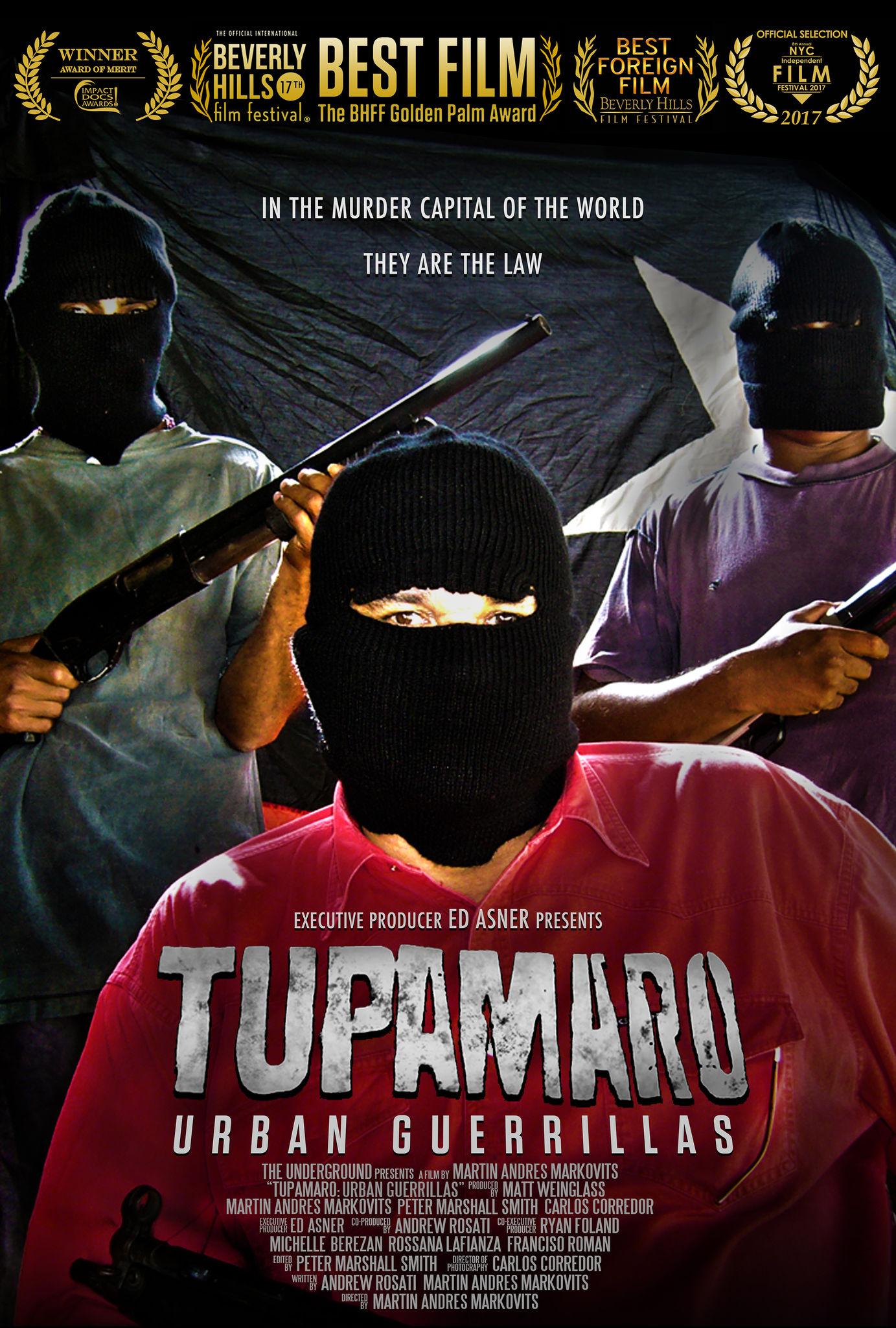 Tupamaro: Urban Guerrillas