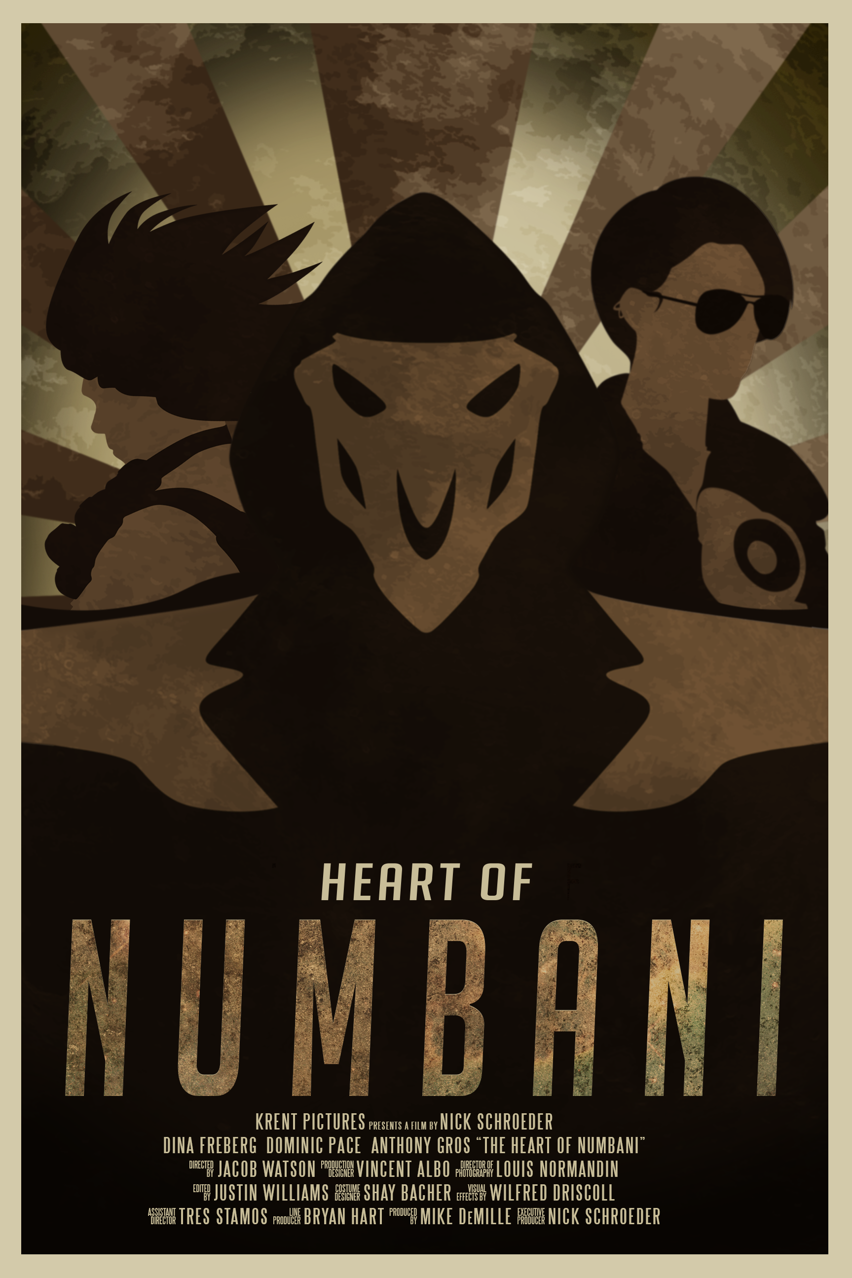 Heart of Numbani