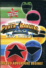 Power Rangers Zeo: Zeo Quest