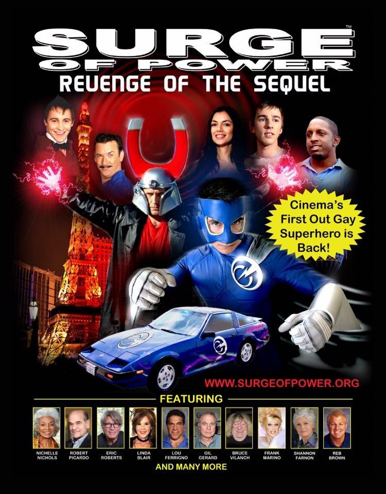 Surge of Power, Revenge of the Sequel