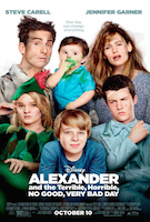 Alexander Terrible Very Bad Day