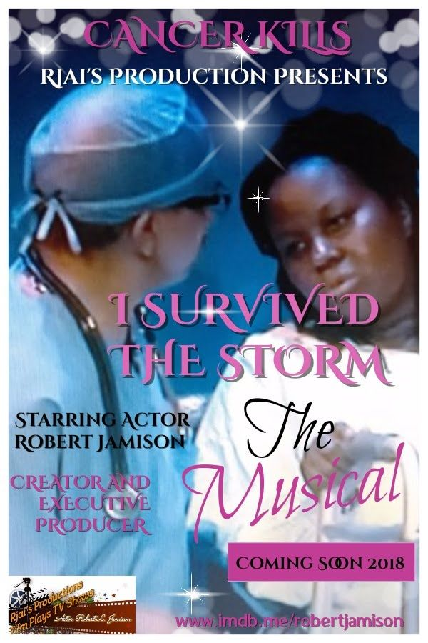 I Survived The Storm Musical Stage Play