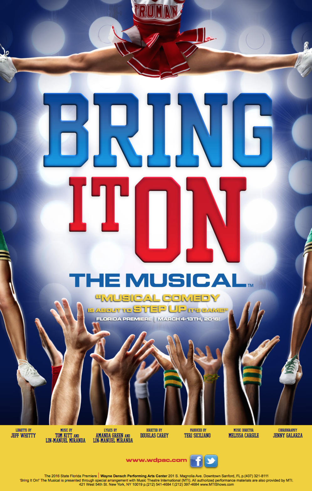 Bring It On! The Musical (Central FL Premiere)