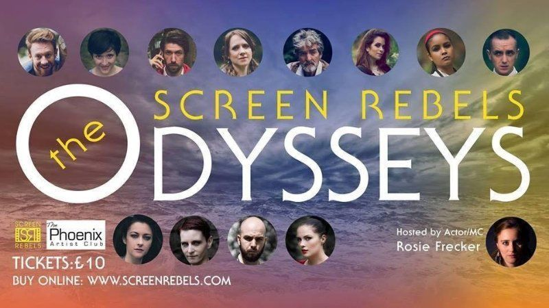 Screen Rebels: The Odysseys