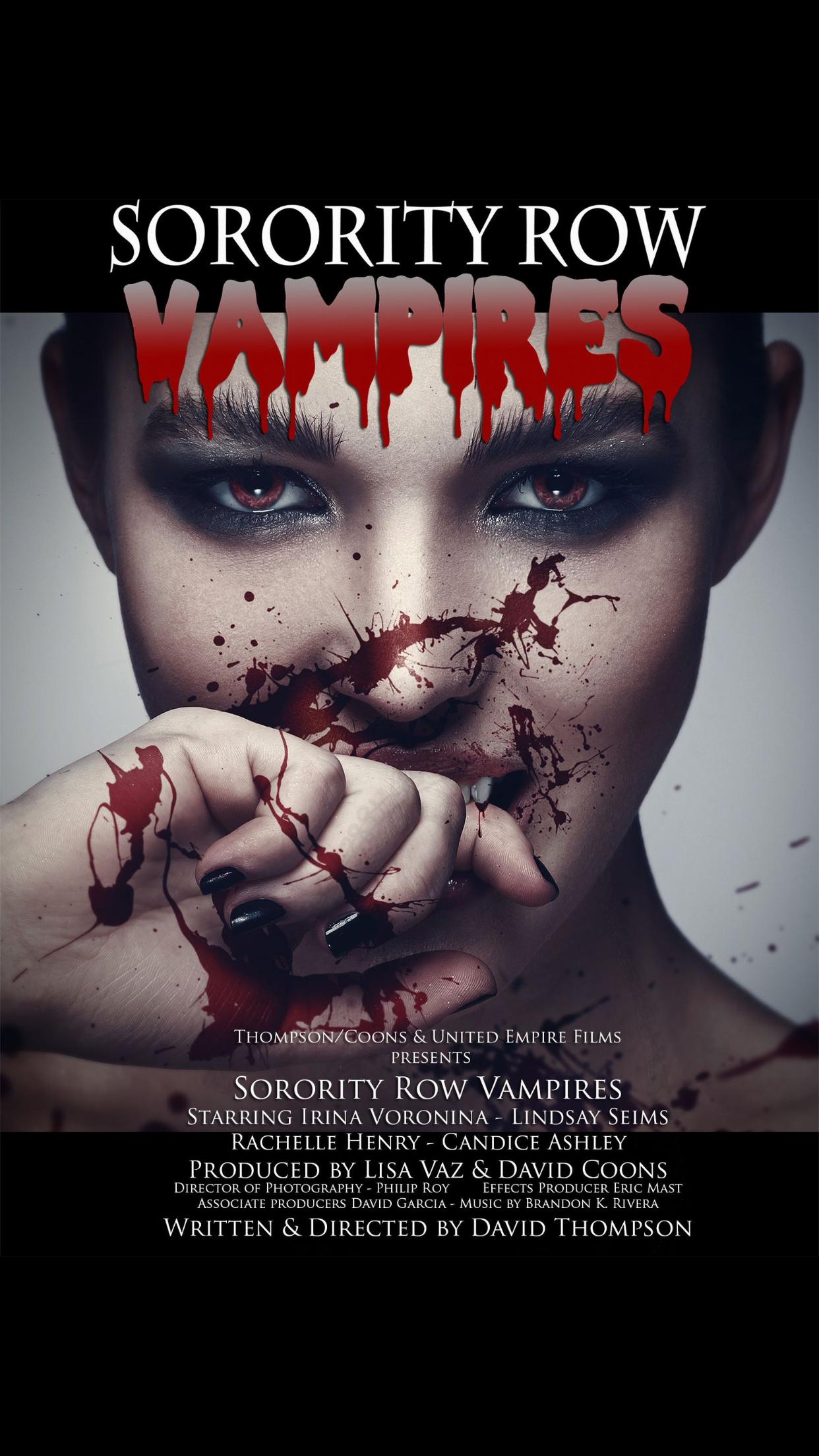 Sorority Row Vampires