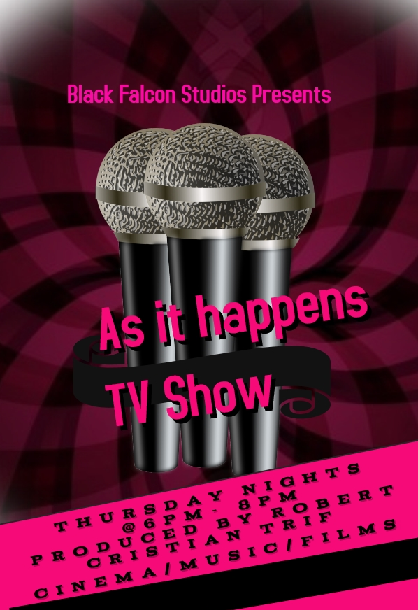 As it happens-Comedy Show