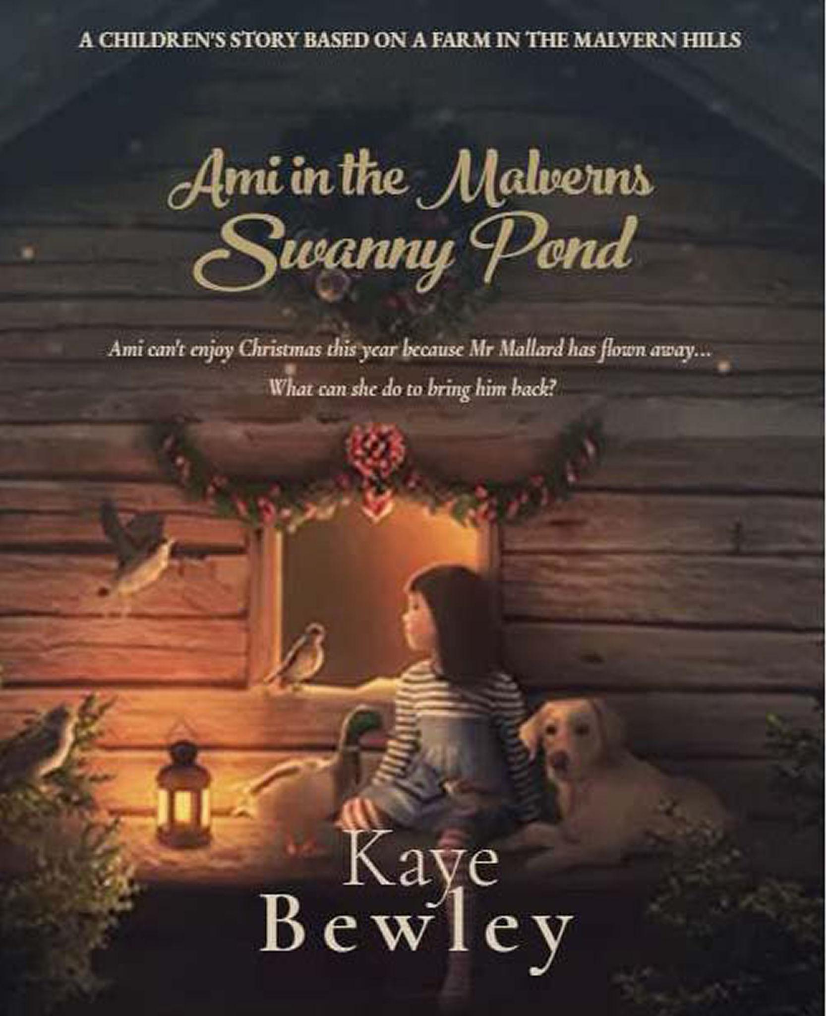 Ami in the Malverns - Swanny Pond  - Short