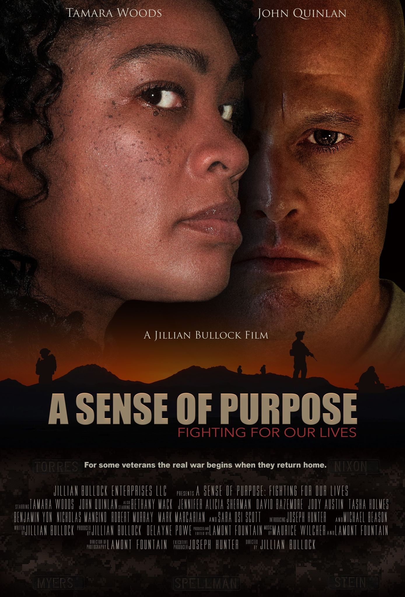 A Sense of Purpose: Fighting For Our Lives