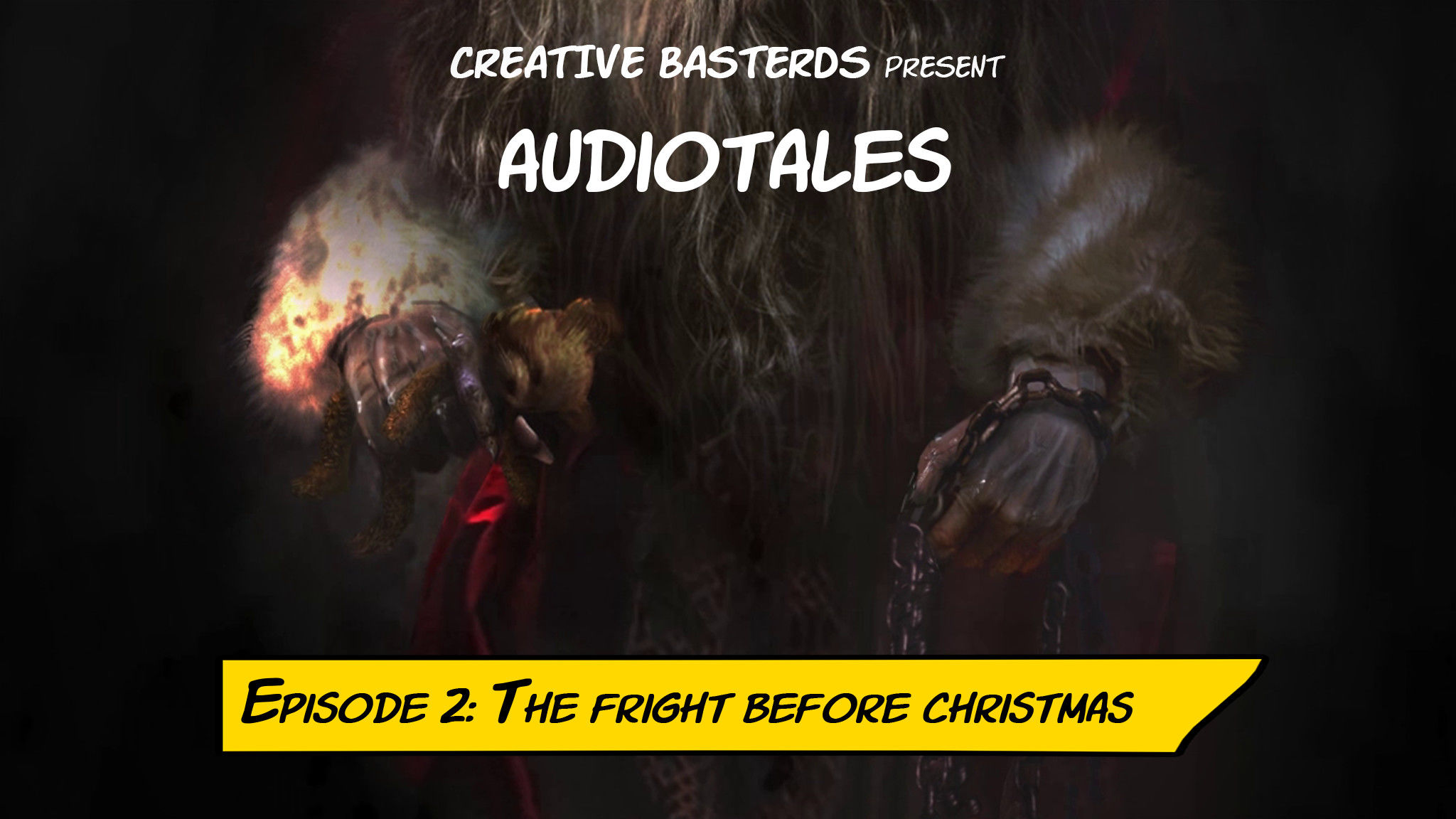Audiotales - The Fright Before Christmas