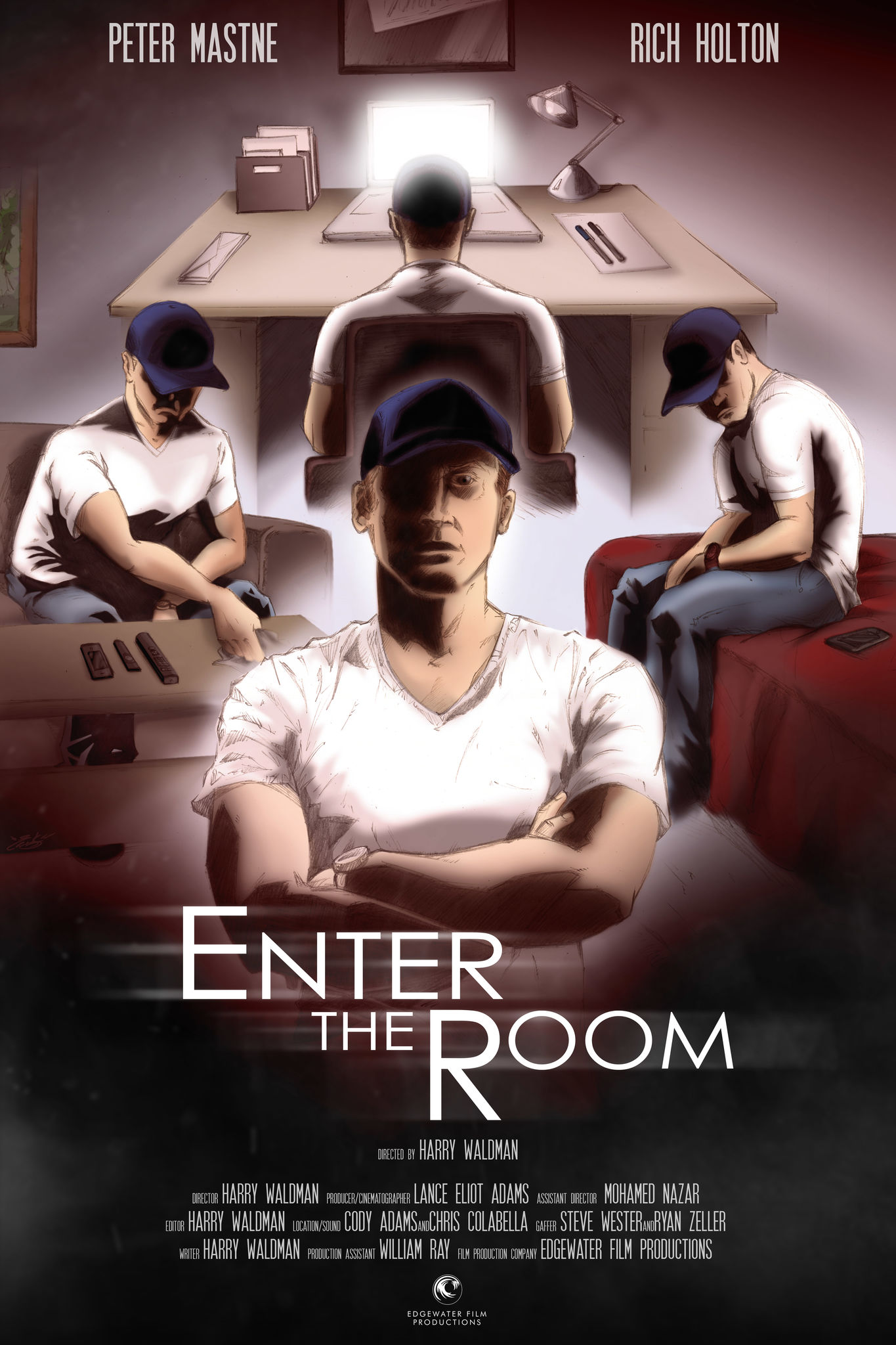 Enter the Room