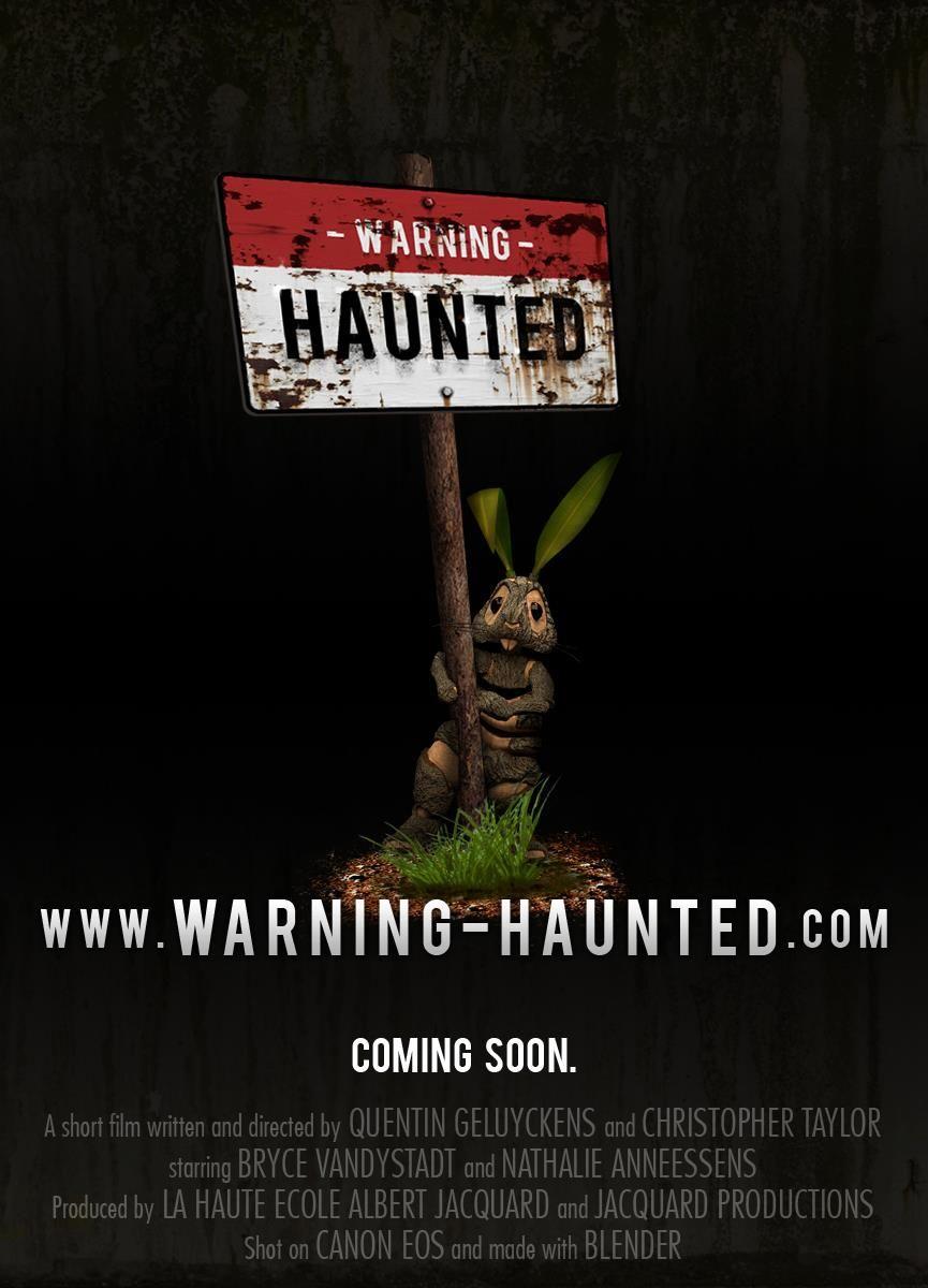 Haunted (The Potato movie project, graduation film)