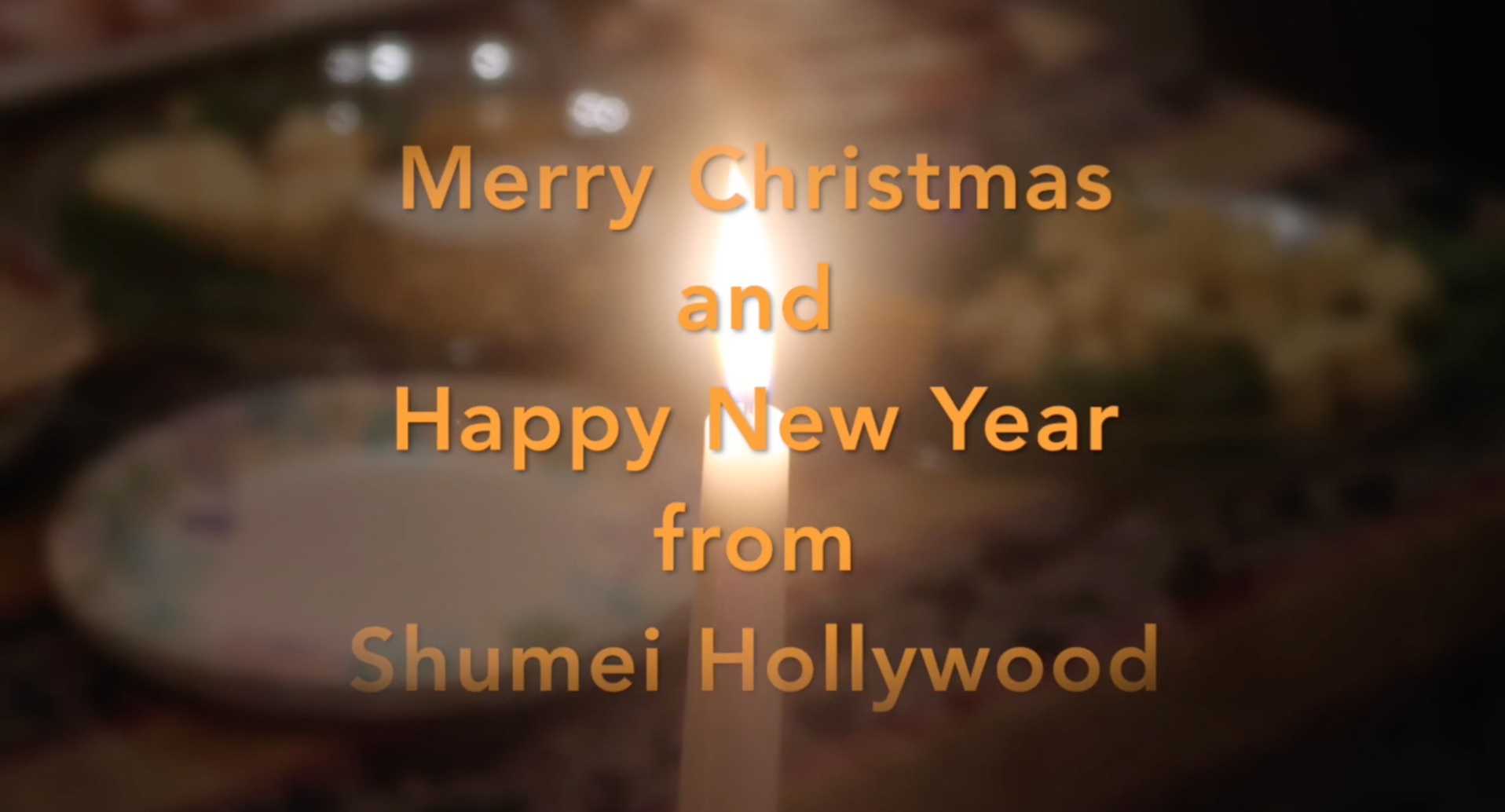 Merry Christmas from Shumei Hollywood