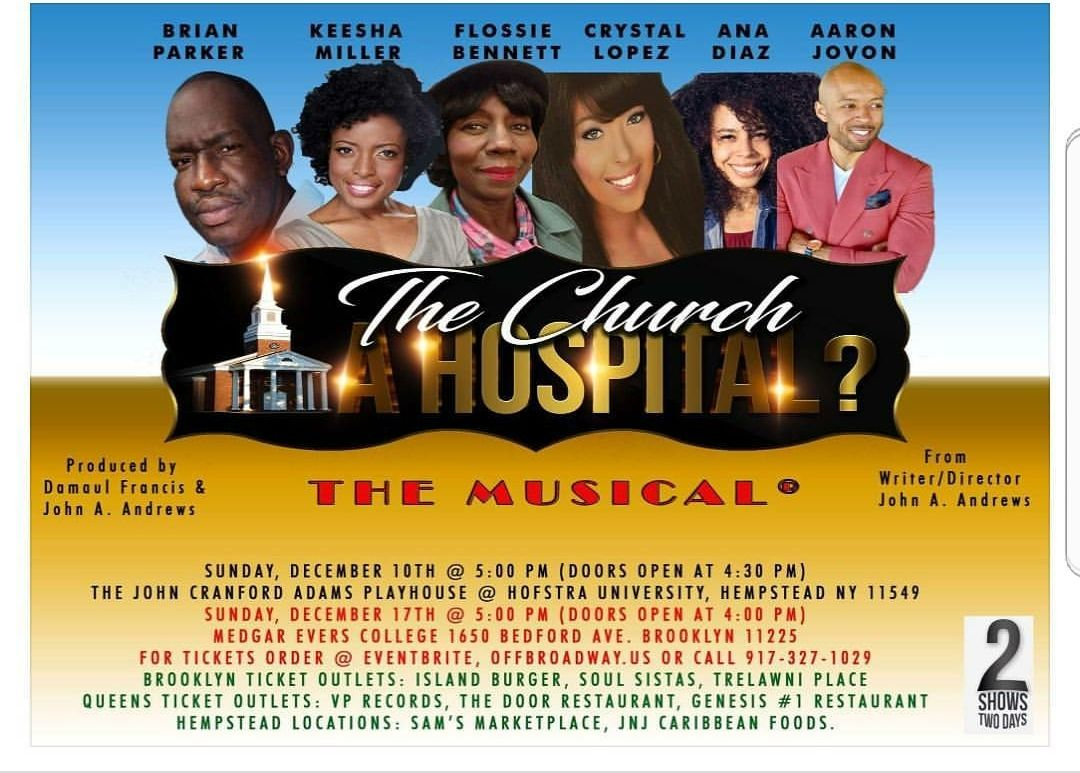 The Church.....A Hospital?