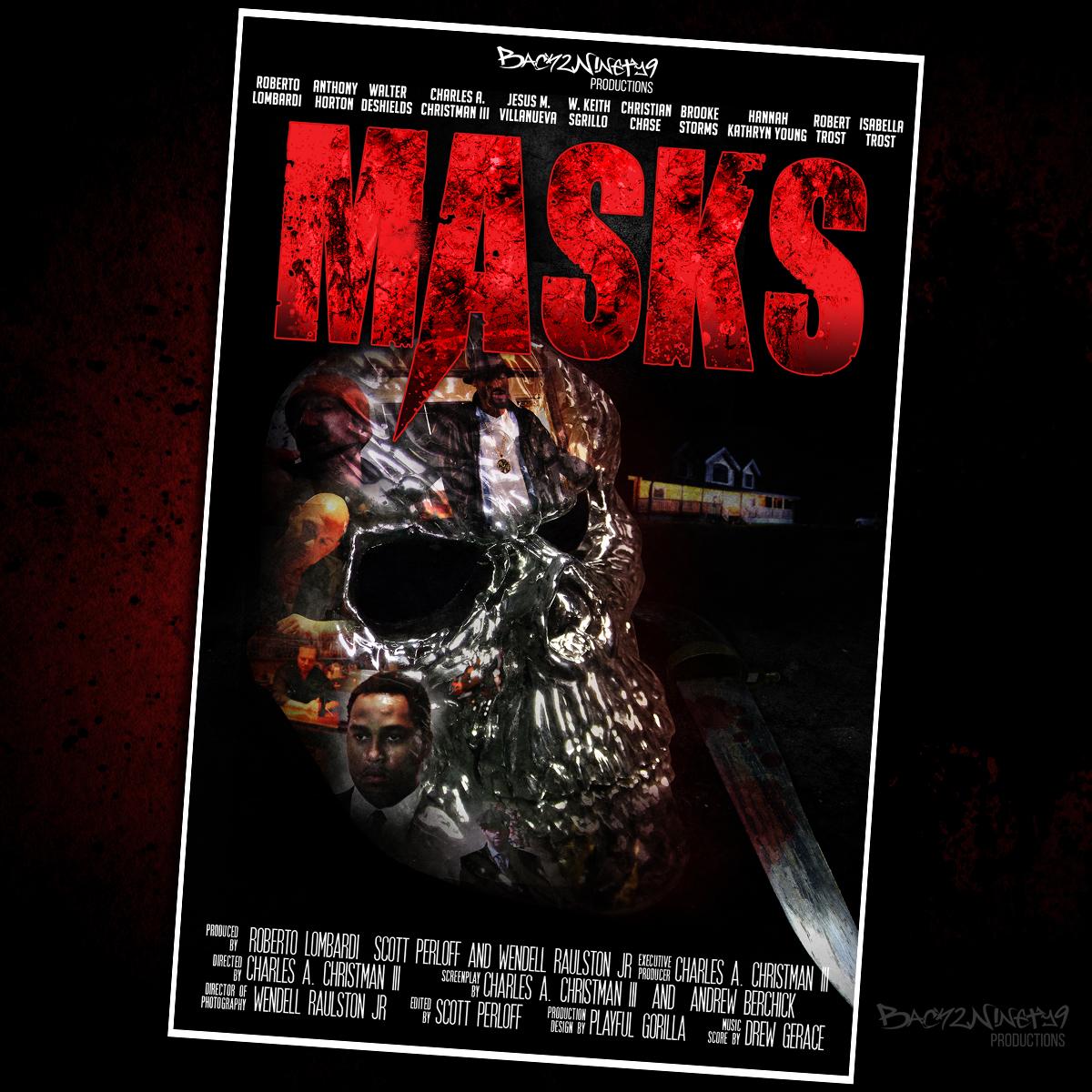 Masks: Sentient