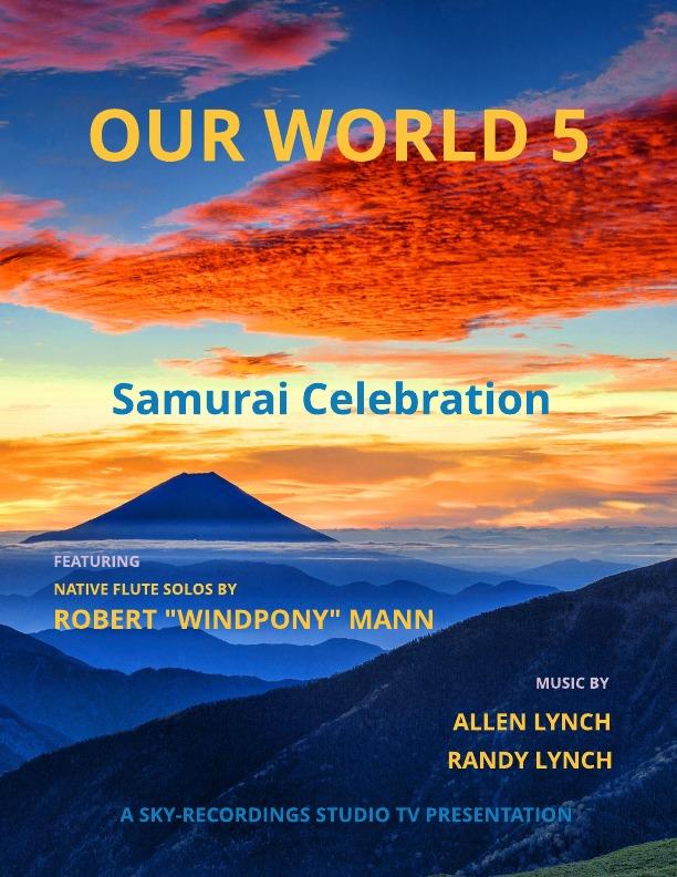 Our World 5 - Samurai Celebration