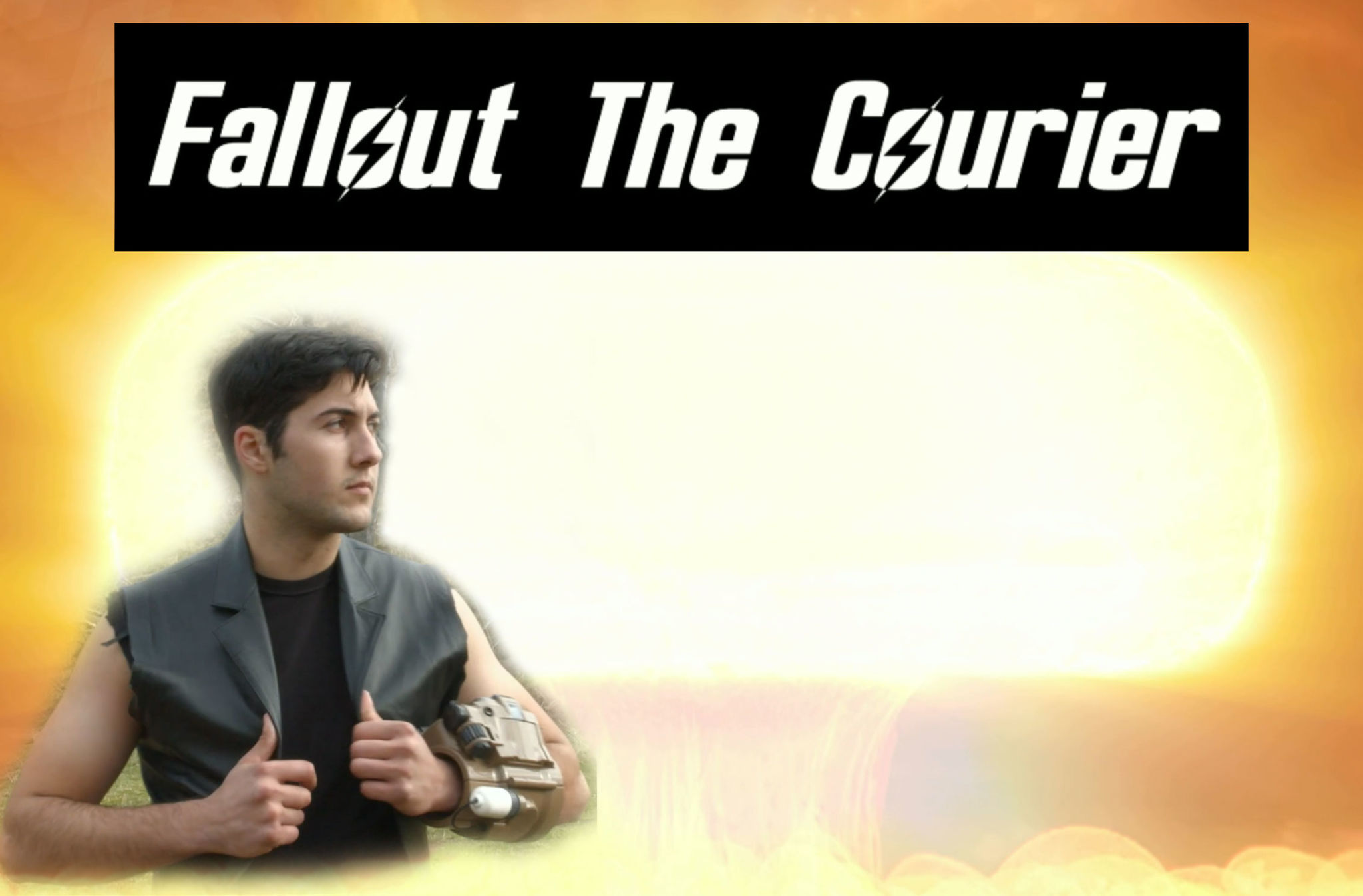 Fallout the Courier