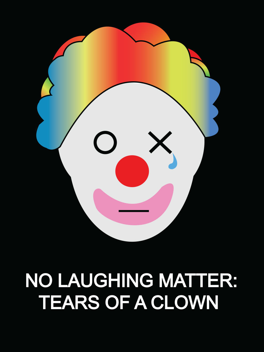 No Laughing Matter: Tears of a Clown