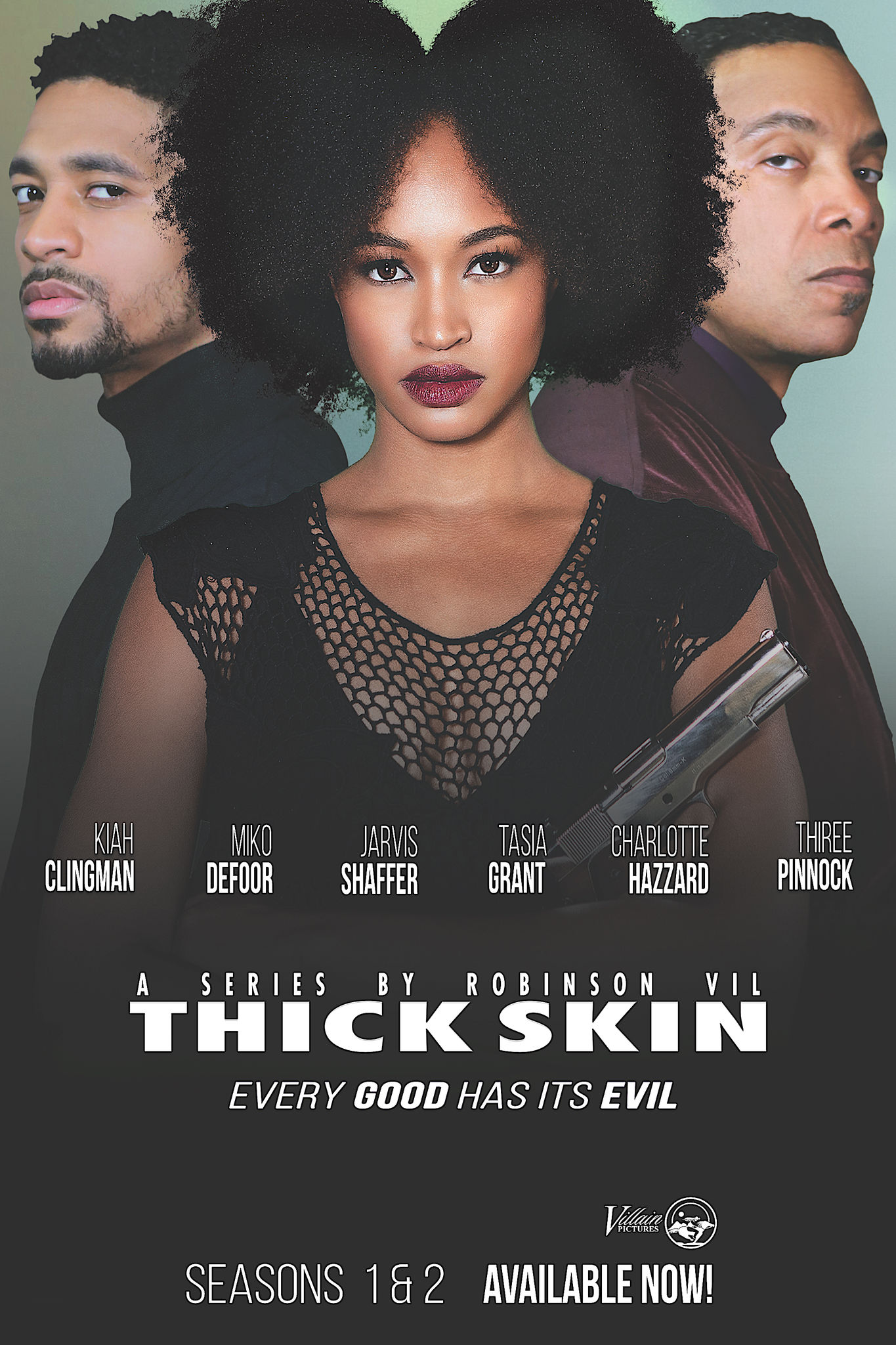 Thick Skin Series