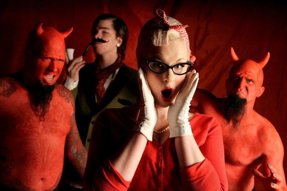 DEVILSKIN - Little Pills - Music Video