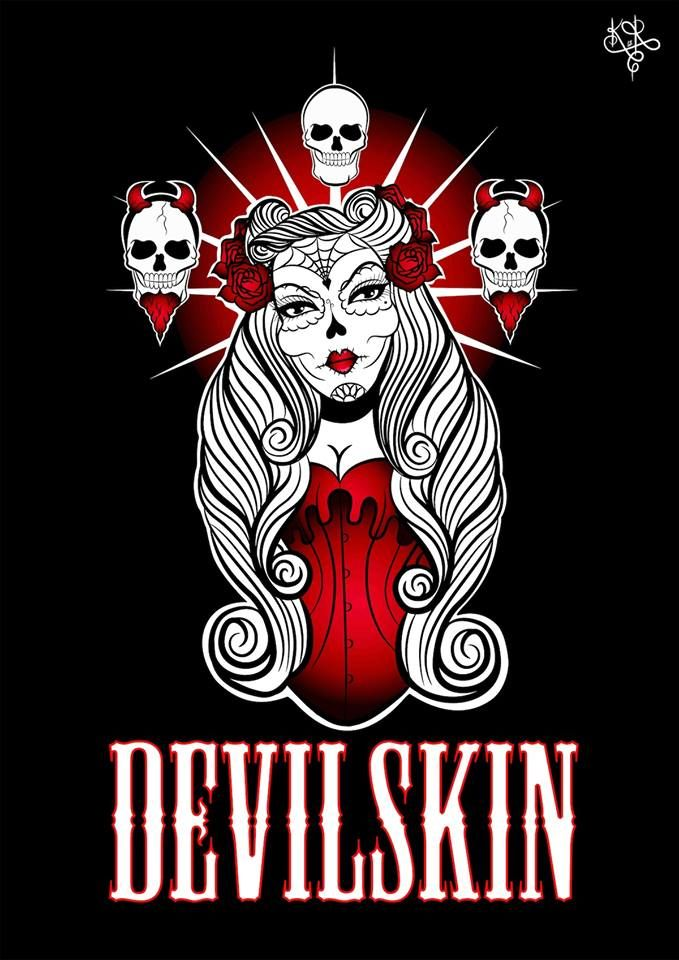 DEVILSKIN - START A REVOLUTION [Music Video]