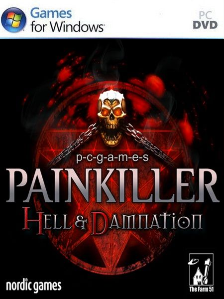 Painkiller: Hell & Damnation (video game)